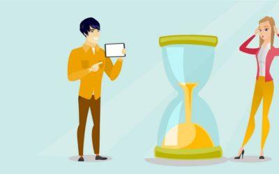 Überstunden – auf Dauer droht der Verlust von Produktivität